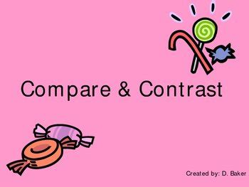 Compare and Contrast Essay PrivateWriting